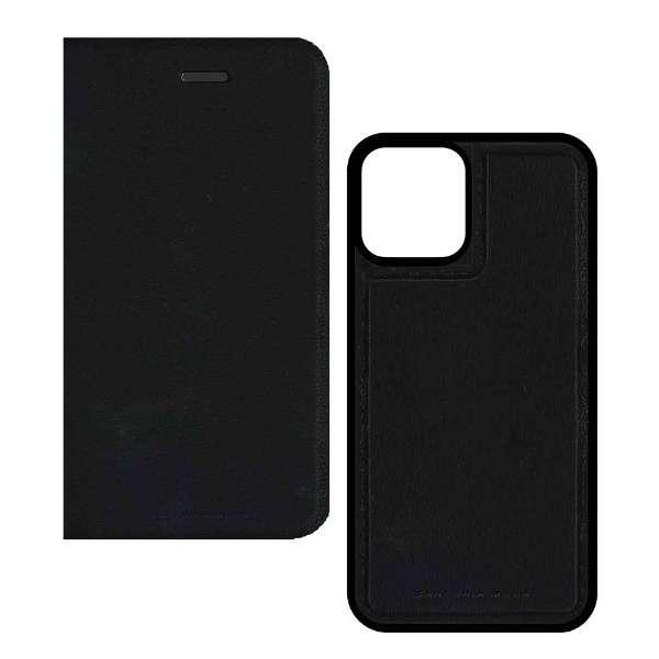 iPhone 11 6.1インチinch SEAMLESS 2WAY CASE  BLACK SM-BKIXIR-001