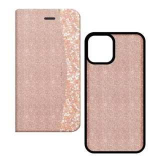 iPhone 11 6.1インチinch 2WAY CASE Glitter Pink SM-BKIXIR-023