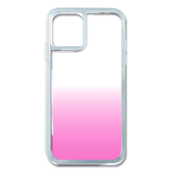 iPhone 11 6.1インチinch Pink gradation SW-CTCIXIR-004