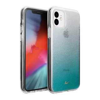 iPhone 11 6.1インチ  LAUT オンバー スパークル ミント L_IP19M_OS_MT