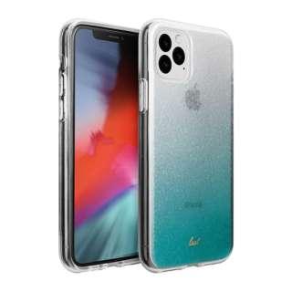 iPhone 11 Pro Max 6.5インチ  LAUT オンバー スパークルミント L_IP19L_OS_MT