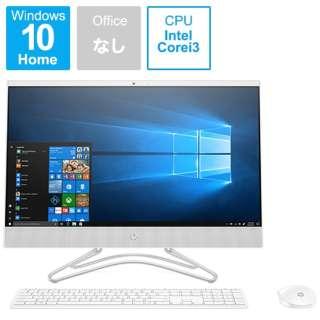 6DV83AA-AAAA デスクトップパソコン All-in-One 24-f0031jp [23.8型 /HDD:2TB /メモリ:8GB /2019年10月モデル]