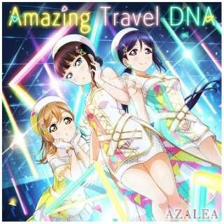 AZALEA/ スマートフォン向けアプリ『ラブライブ!スクールアイドルフェスティバル』コラボシングル「Amazing Travel DNA」 【CD】