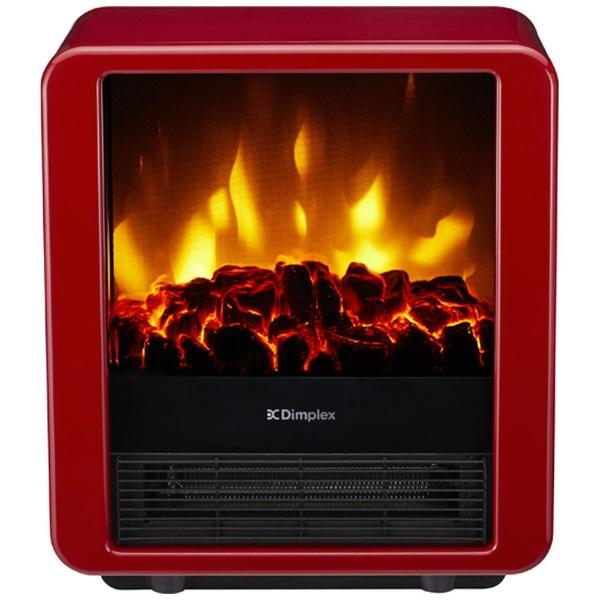 ディンプレックス 電気暖炉 MiniCube Red MNC12RJ