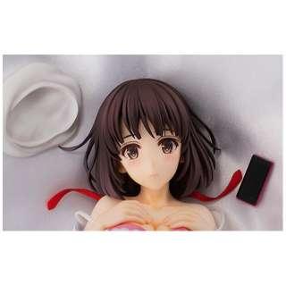 塗装済み完成品 1/7 冴えない彼女の育てかた 加藤恵 抱き枕Ver.