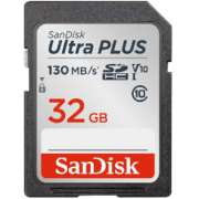 SDHCカード Ultra PLUS(ウルトラ プラス) SDSDUW3-032G-JNJIN [32GB /Class10]