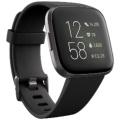 Fitbit Versa 2 Alexa搭載 スマートウォッチ Black/Carbon L/S サイズ FB507BKBK-FRCJK ブラック カーボン