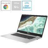 Chromebook ノートパソコン シルバー C523NA-EJ0130 [15.6型 /intel Celeron /eMMC:64GB /メモリ:8GB /2019年9月モデル]