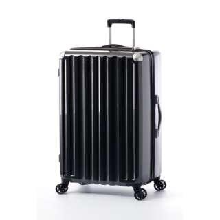スーツケース ハードキャリー 96L カーボンブラック ALI-6008-28 [TSAロック搭載]