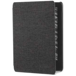 Amazon純正 Kindle(第10世代) 用 ファブリックカバー B07K8J59VP チャコールブラック