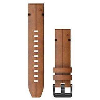 QuickFit F6 22mm  Chestnut Leather 010-12863-15