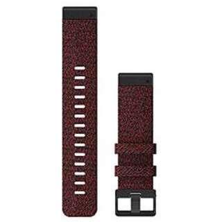 QuickFit  F6 22mm Red Nylon 010-12863-16