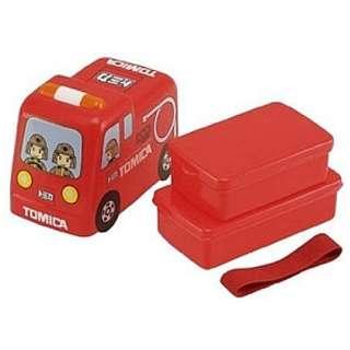 トミカ 消防車 ダイカットランチボックス DLB4