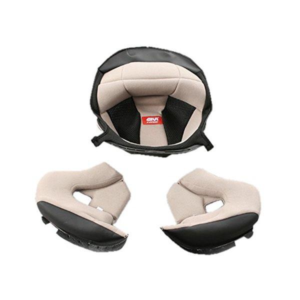 デイトナ D73498 GIVI Z71752R X07 インナーセット XXS ジェットヘルメット