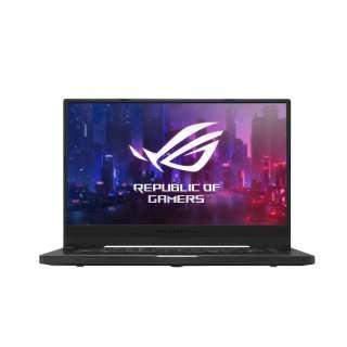 ROG Zephyrus G ゲーミングノートパソコン ブラック GA502DU-A7G1660T [15.6型 /AMD Ryzen 7 /SSD:512GB /メモリ:16GB /2019年9月モデル]