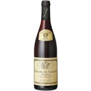 ルイ・ジャド ボージョレ・ヴィラージュ・プリムール ノン・フィルター 2019 750ml【赤ワイン】