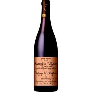 モメサン ボージョレ・ヴィラージュ・ヌーヴォー ヴァンダンジュ 2019 750ml【赤ワイン】