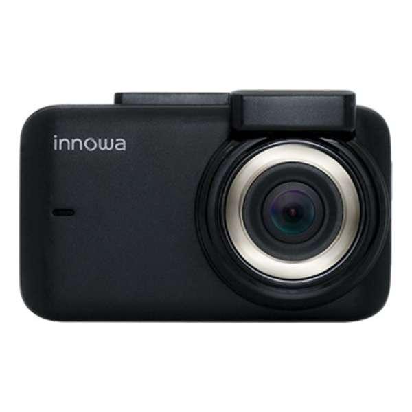 ドライブレコーダー innowa Journey 9001 [Full HD(200万画素) /駐車監視機能付き /一体型]
