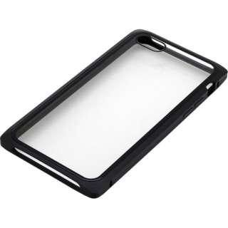 iPhone8・7用 マグネットアルミバンパー BMABC1815BK ブラック