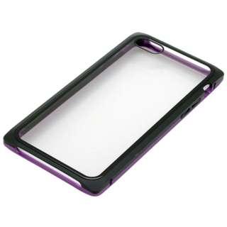 iPhone8・7用 マグネットアルミバンパー BMABC1815PUBK ブラック