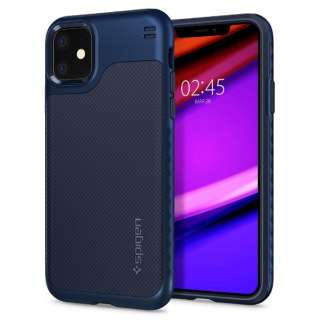 iPhone 11 6.1インチ Hybrid NX Denim Blue