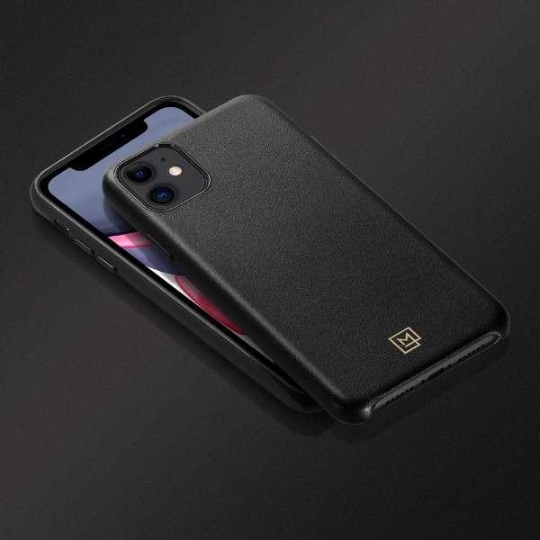 iPhone 11 6.1インチ La Manon calin Chic Black