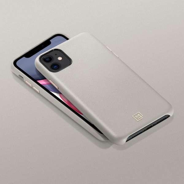 iPhone 11 6.1インチ La Manon calin Oatmeal Beige