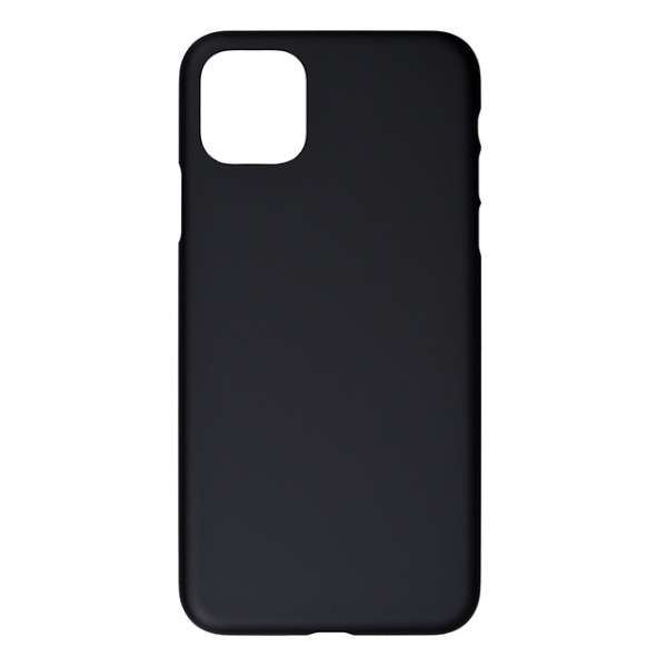 Air Jacket for iPhone 11 Pro Max  6.5インチRubber Black PSSC-72
