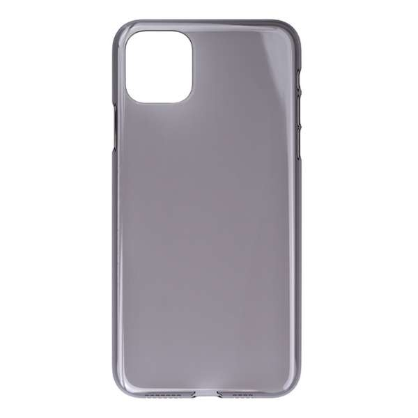 Air Jacket for iPhone 11 Pro Max 6.5インチ Clear Black PSSC-73