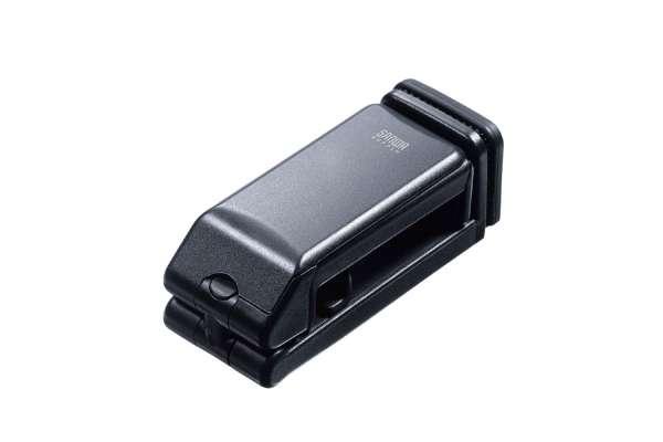 サンワサプライ「トラベルスマホホルダー」PDA-STN30BK