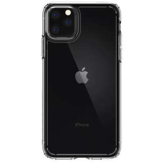 iPhone 11 Pro Max 6.5インチ Crystal Hybrid Crystal Clear