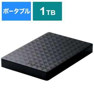 SGP-MY010UBK 外付けHDD Expansion ブラック [ポータブル型 /1TB]