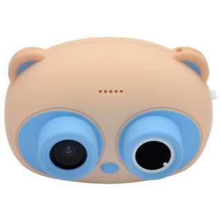 Mini Kids Camera PANDA(ミニキッズカメラ パンダ) HWC22-BG ベージュ
