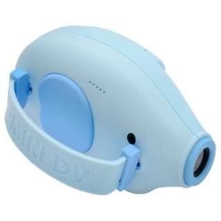 Mini Kids Camera ELEPHANT(ミニキッズカメラぞうさん) HWC55-BL ブルー
