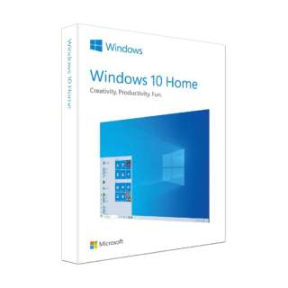Windows 10 Home 英語版 HAJ-00055