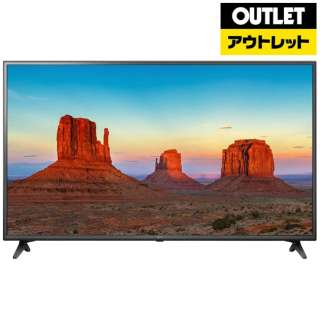 【アウトレット品】 液晶テレビ [60V型 /4K対応] 60UK6200PJA 【外装不良品】