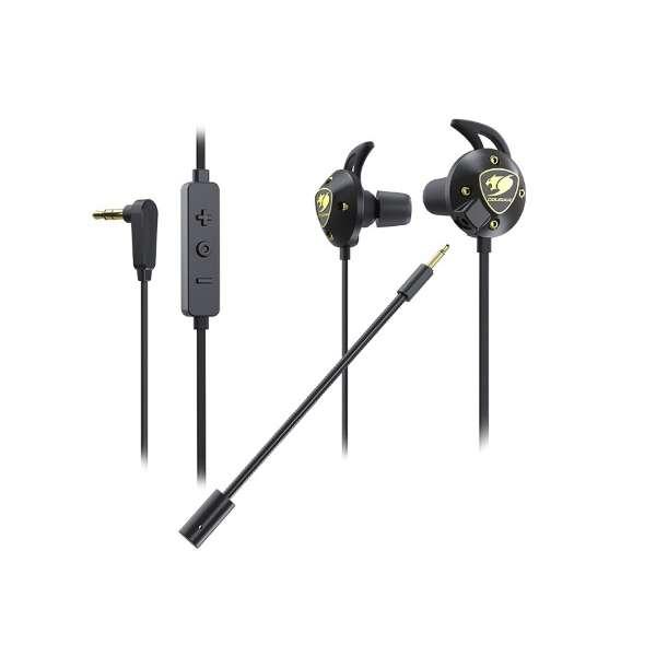 CGR P07B-860H ゲーミングヘッドセット ATTILA [φ3.5mmミニプラグ /両耳 /イヤホンタイプ]