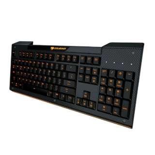 CGR-AURORA ゲーミングキーボード AURORA [USB /有線]