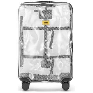 スーツケース M65L シェアコレクション TRANSPARENT CB142-50 [TSAロック搭載]