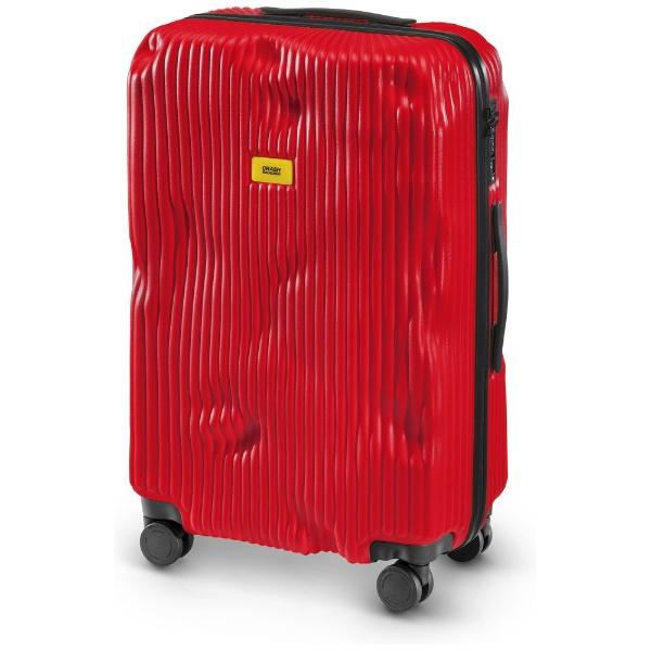 スーツケース M65L ストライプコレクション RED CB152-16 [TSAロック搭載]