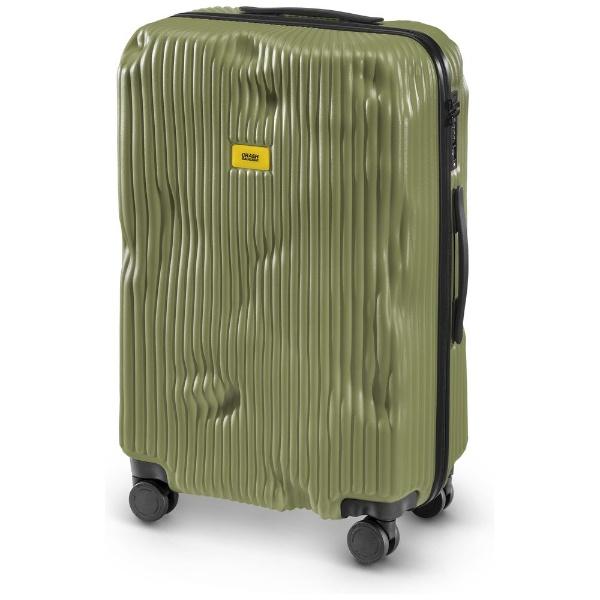 スーツケース M65L ストライプコレクション OLIVE CB152-05 [TSAロック搭載]