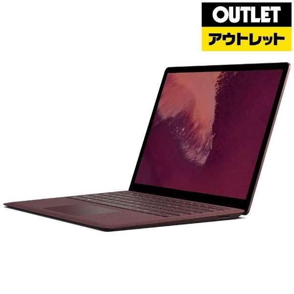 【アウトレット品】 13.5型ノートPC [Office・Win10 Home・Core i7・SSD 256GB・メモリ 8GB] Surface Laptop 2(サーフェス ラップトップ2) LQQ-00057  バーガンディ 【生産完了品】