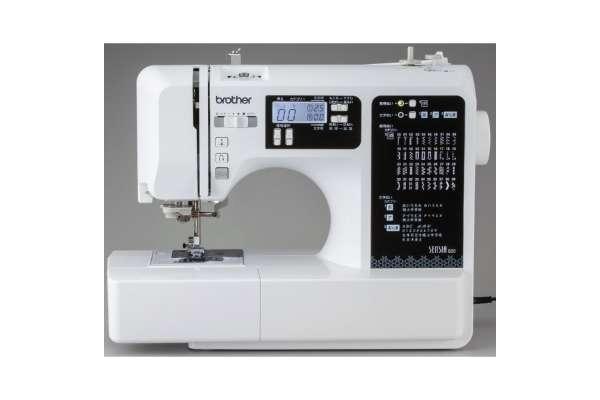 ブラザー「文字縫い機能付きコンピュータミシン SENSIA550」CPE0007(コンピューターミシン)