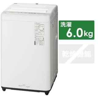 NA-F60B13-S 全自動洗濯機 Fシリーズ シルバー [洗濯6.0kg /乾燥機能無 /上開き]