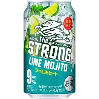 [数量限定] キリン・ザ・ストロング ライムモヒート (350ml/24本)【缶チューハイ】