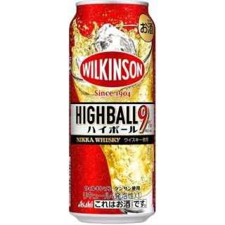 ウィルキンソン ハイボール (500ml/24本)【缶チューハイ】