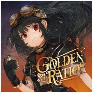 レシオP/ GOLDEN RATIO 【CD】