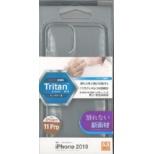 PB iPhone 11 Pro トライタンケース BKS150IP958TR クリア