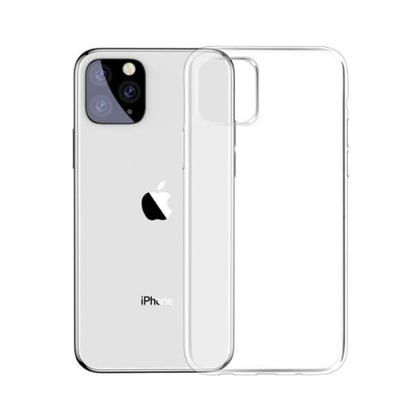 Basues iPhone 11  case クリアケース ARAPIPH61S-02