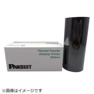 パンドウイット 熱転写プリンタ用インクリボン ハイブリッド 黒 RMEH2BL